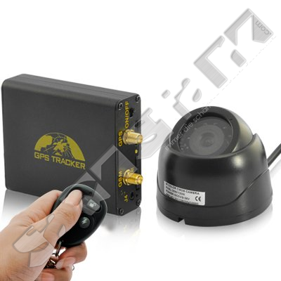 gps deluxe fahrzeug tracker mit gprs und diebstahl schutz. Black Bedroom Furniture Sets. Home Design Ideas